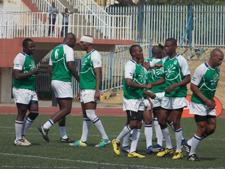 Lesotho went down fighting in Zambia