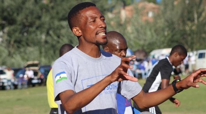 Lijabatho FC coach booted out
