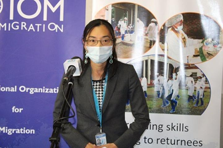 Lesotho plots basis to formulate migration profile