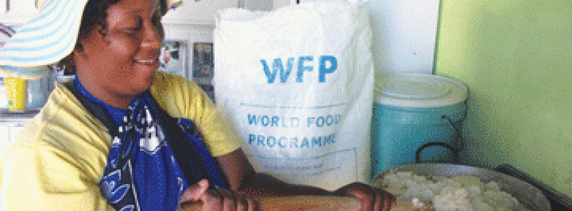 Feeding Lesotho's poor