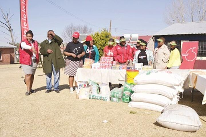 Orphanage boss humbled by Vodacom Lesotho