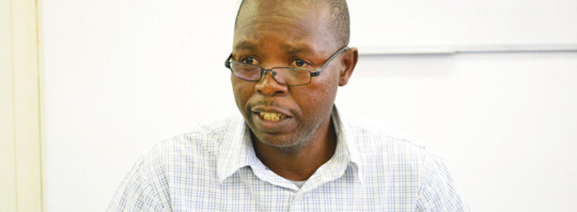 Lesotho must demilitarise