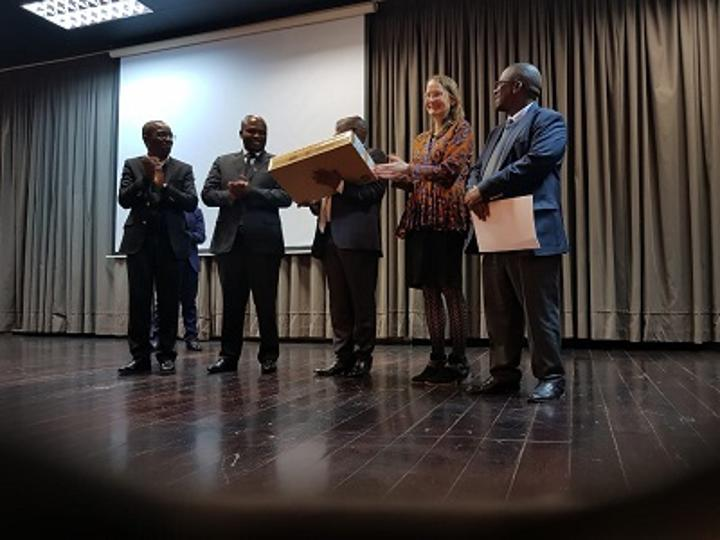 World Bank donates to Lesotho