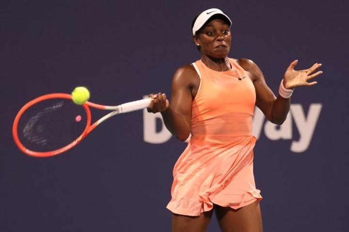 WTA roundup: Sloane Stephens, Coco Gauff reach Charleston quarters