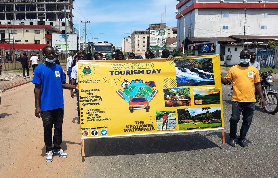 Private-Public Partnership Proposed to Boom Liberia's Tourism Industry