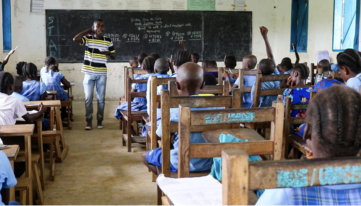 Bridge Liberia celebrates World Teachers Day with an appreciation to teachers