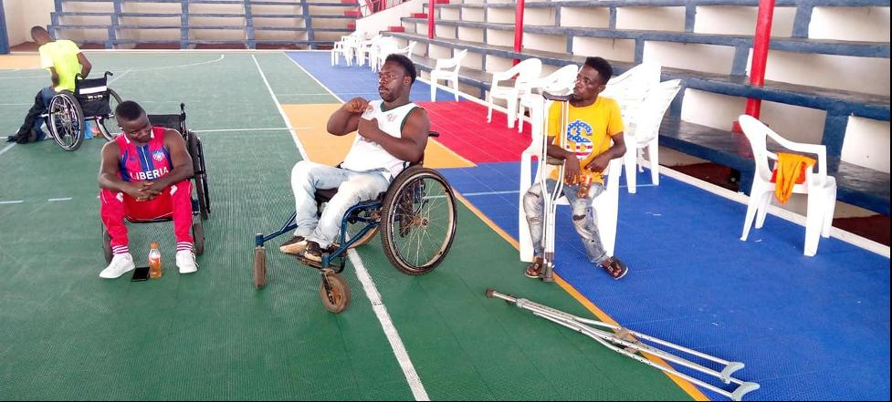 Disable Sporting Federation Cries For Support
