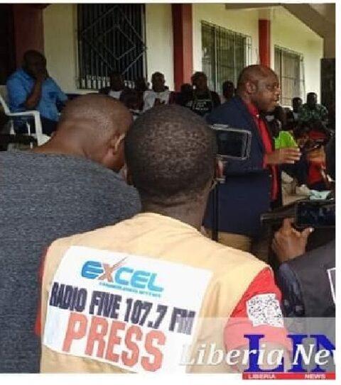 Liberia's Finance & Development Planning Minister Urges Journalists To Set Higher Editorial Standards