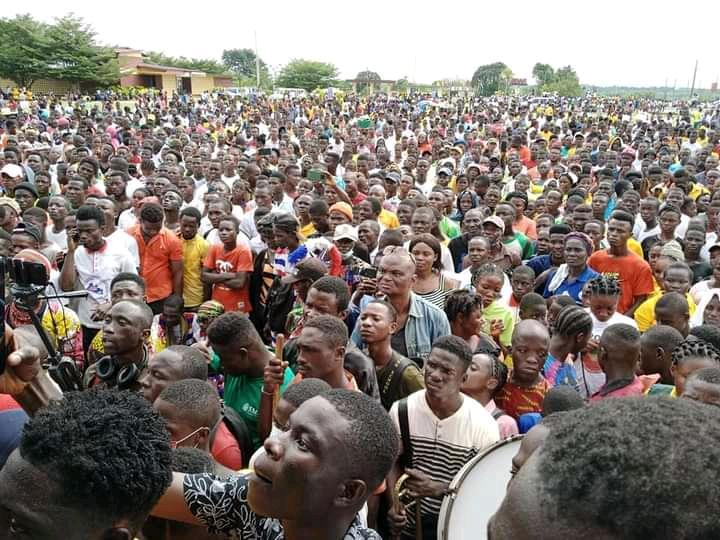 Liberian Government Launches LD20M Scholarship Fund Drive In Margibi County