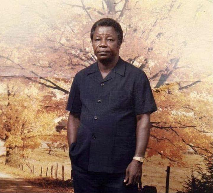 Death Announcement of the Late Henry Pewu Walker