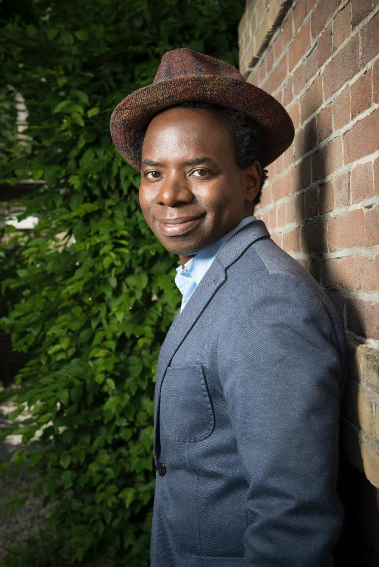 Liberian International Writer Vamba Sherif Speaks at Harvard University