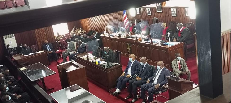 'Judiciary Open To Criticism' – Chief Justice Francis Korkpor