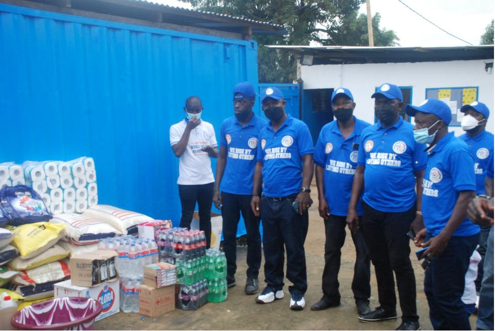 Brother's Keepers Donates to Mental Health Hospital, Orphanage