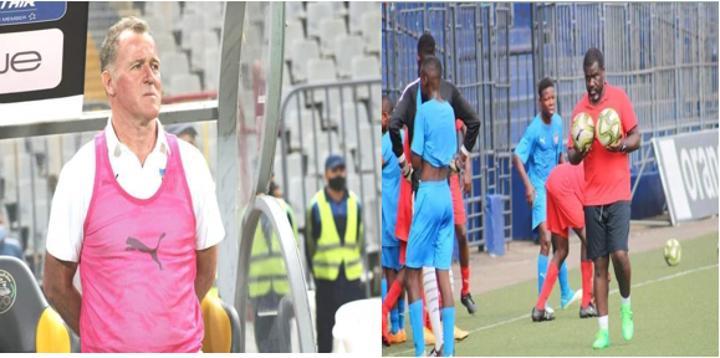 """Appoint Coach Keita as Interim Coach"" Wleh Bedell Admonishes the Liberia Football Association"