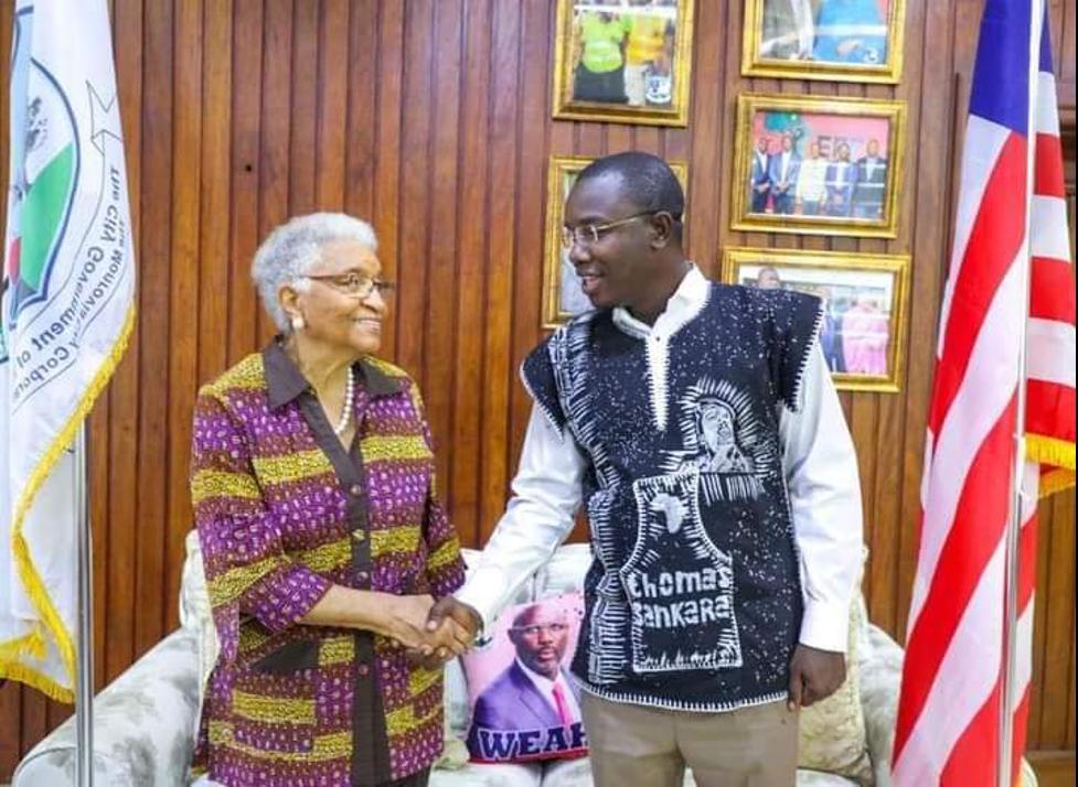 EJS Snubs EU Envoy Comment;Rallies Citizen-driven Approach to Keep Monrovia Clean