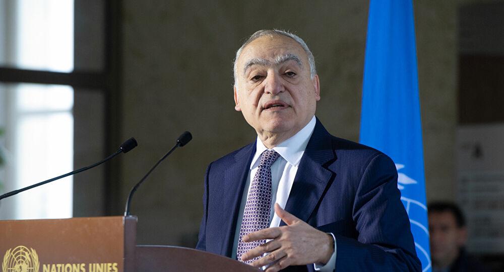 غسان سلامة: الليبيون قرروا إنهاء القتال