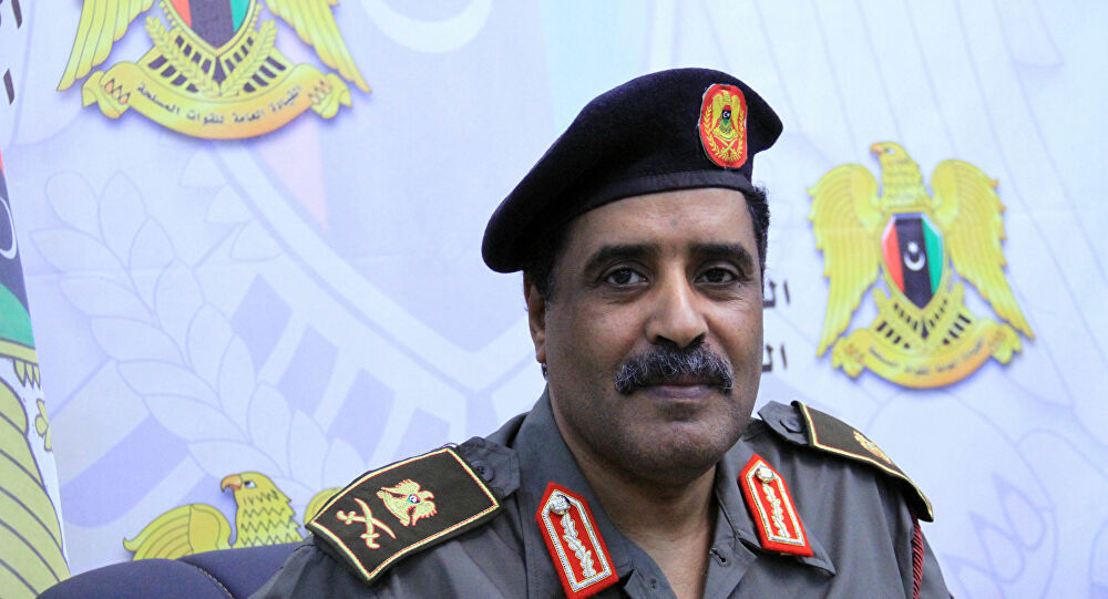 تعليق الجيش الليبي على اتفاق قطر وحكومة الوفاق