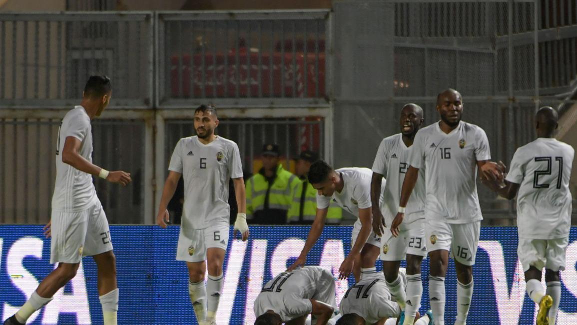 المرجيني متفائل بتأهل ليبيا إلى بطولة كان في الكاميرون