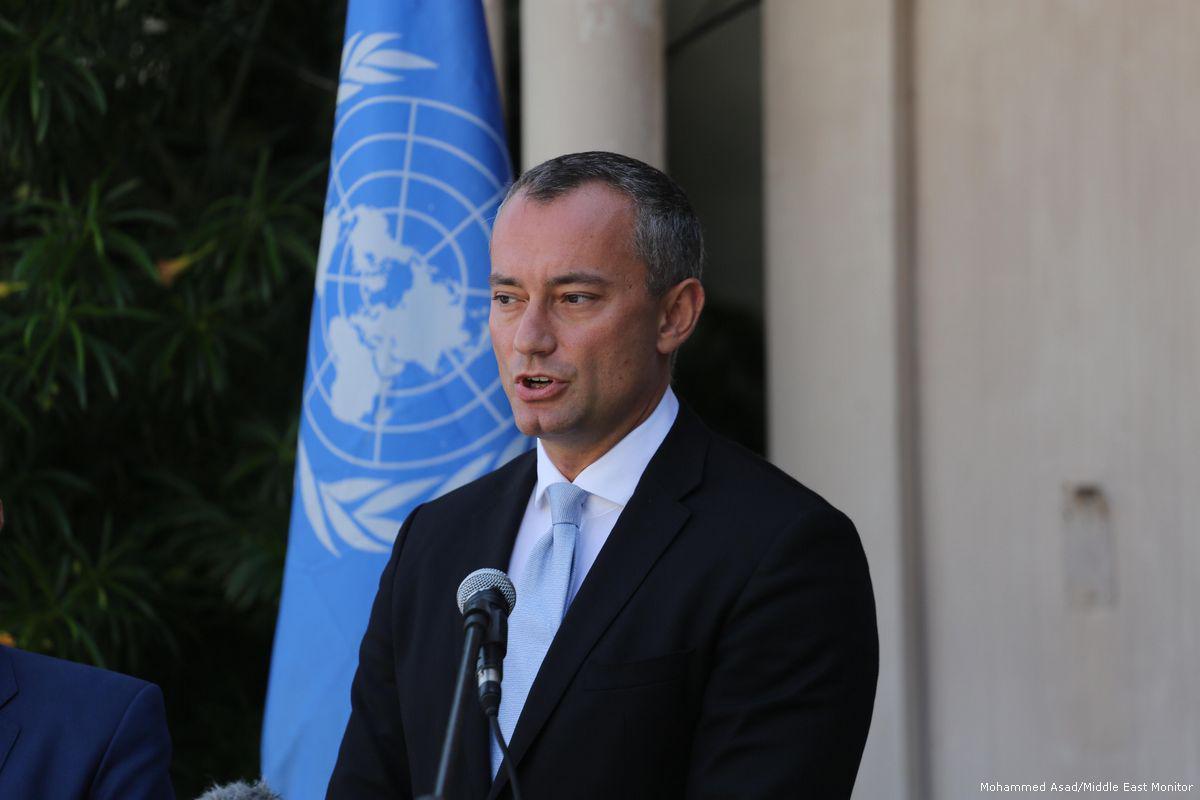 بعد النفي الأممي.. توقعات جديدة بتعيين ملادينوف مبعوثا أمميا في ليبيا
