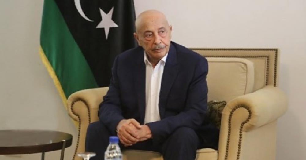 """شباب الجبل الأخضر يدعمون تولي """"صالح"""" لرئاسة المجلس الرئاسي المرتقب"""