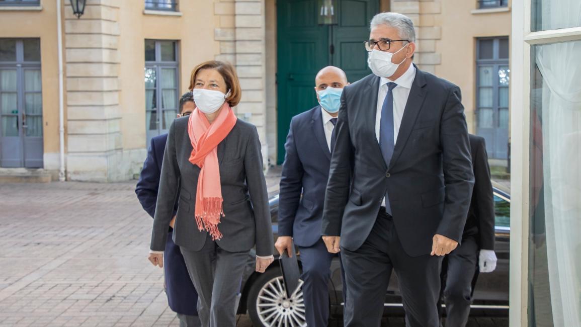 ليبيا: باشاغا يبحث تعزيز التعاون الأمني في فرنسا