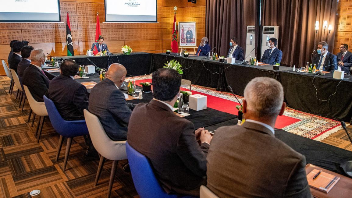 نواب ليبيا يعقدون جلسة