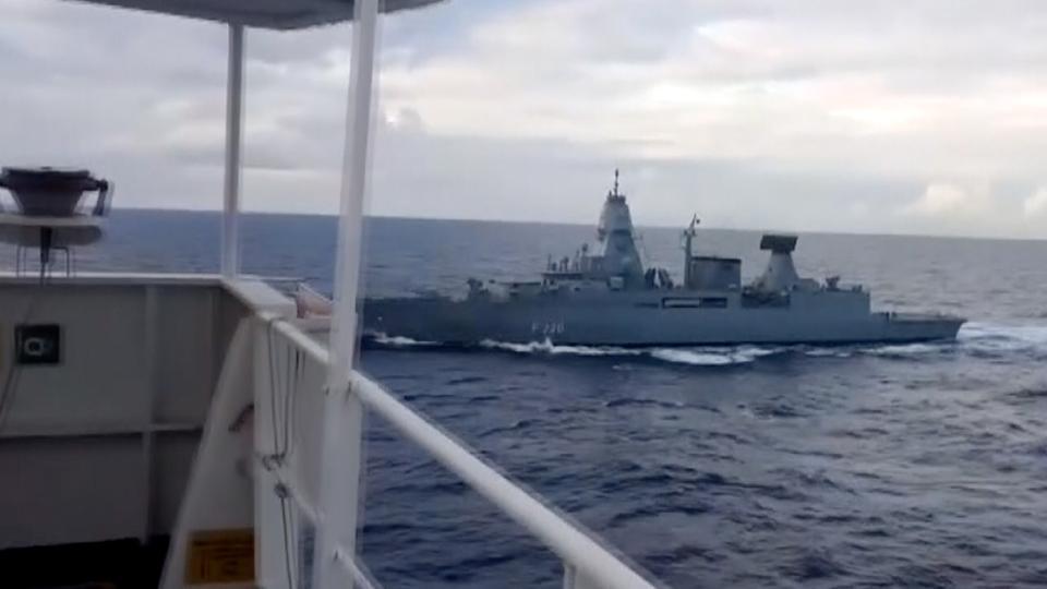 الاتحاد الأوروبي يرد على اتهامات تركيا بشأن تفتيش السفينة