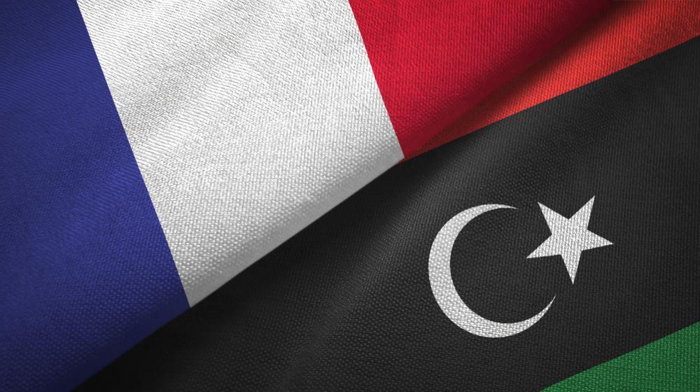 فرنسا تدعو الليبيين لإيجاد إدارة شفافة لعائدات النفط