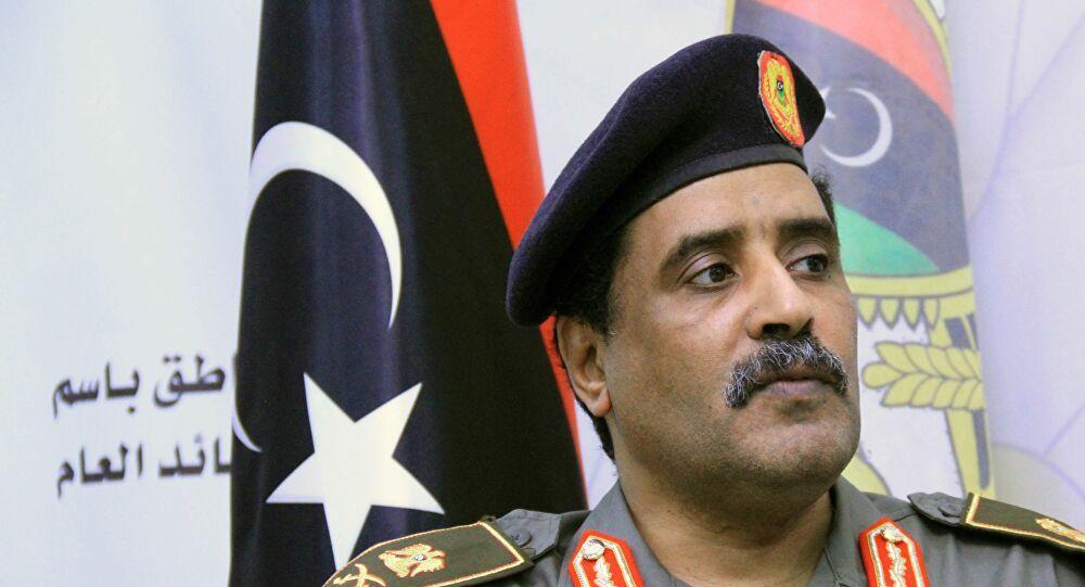المسماري: اعتقال 7 إرهابيين في عملية ضد تنظيم