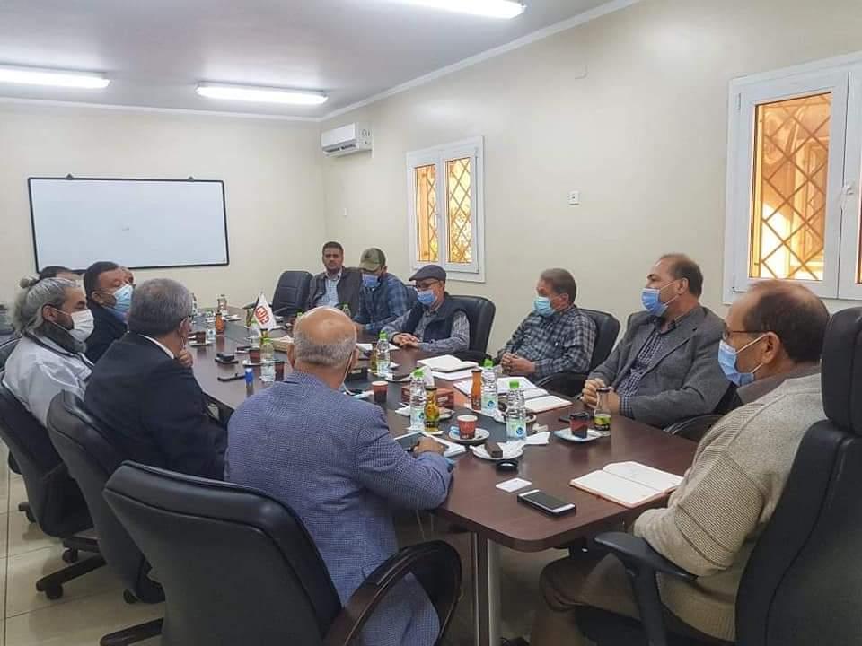 اتفاقية ليبية تركية لتعزيز صناعة الحديد والصلب