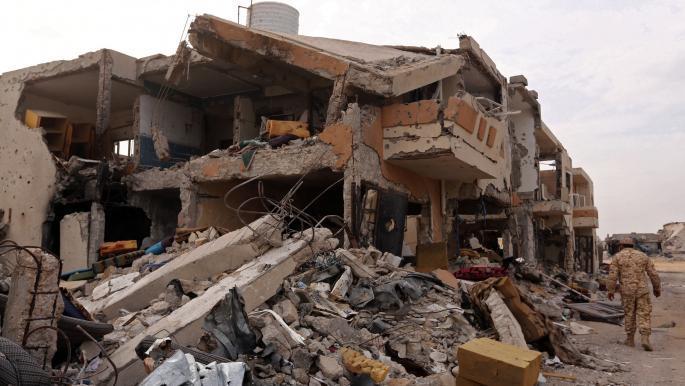 """ليبيا: مخلفات """"داعش"""" تهدد أهالي سرت"""
