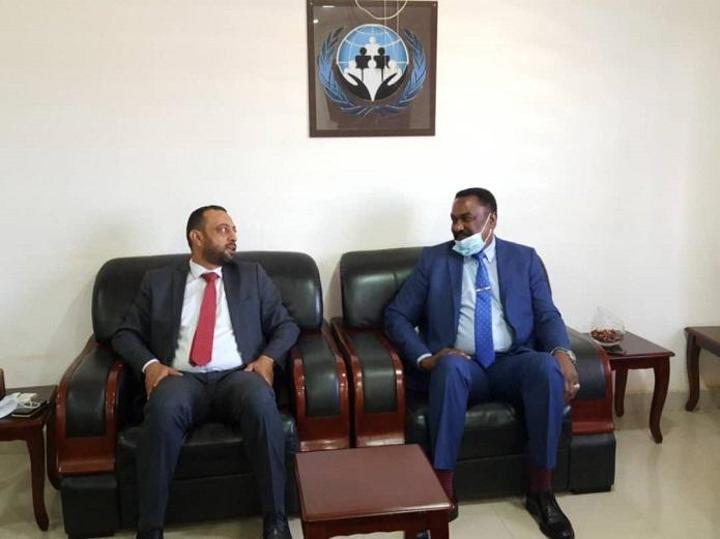 """استئناف المباحثات """"الليبية- السودانية"""" بشأن الأسر المشتركة والطلاب"""