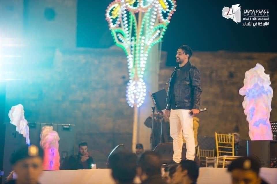 """اختطاف الفنان """"ماني"""" في طرابلس بعد إحيائه حفل 17 فبراير"""