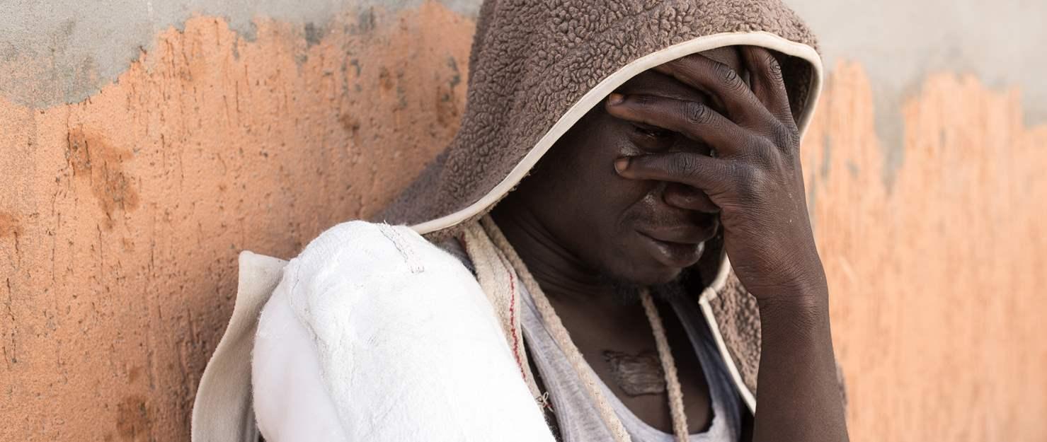 70 مهاجرا يواجهون مخاطرا قبالة السواحل الليبية