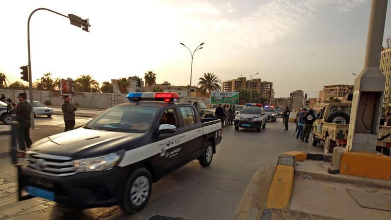 """""""منتسبو الداخلية"""" في بنغازي يضبطون عصابة تعبث بمحطات الكهرباء"""