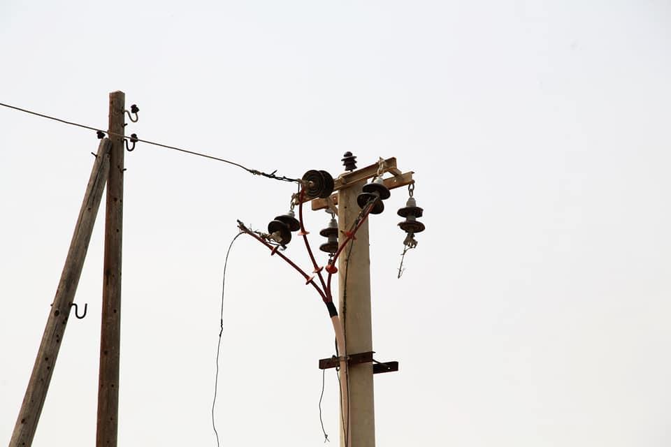 سرقات جديدة تطال آلاف الأمتار من أسلاك الكهرباء