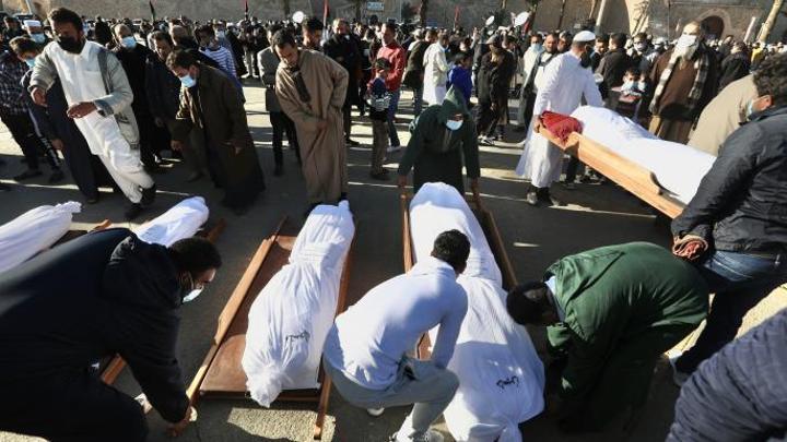 ليبيا: تشكيل لجنة برئاسة وزير الداخلية للنظر في جرائم ترهونة
