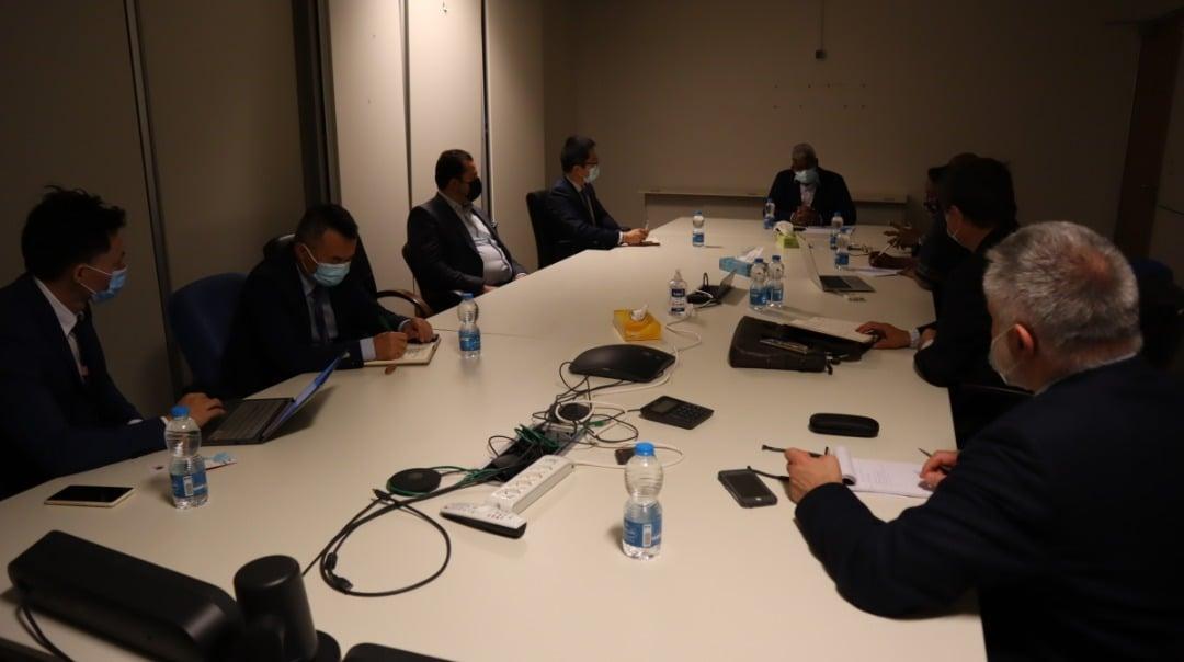 """شركة """"زلاف ليبيا"""" تبحث أوجه التعاون مع الشركات الصينية"""