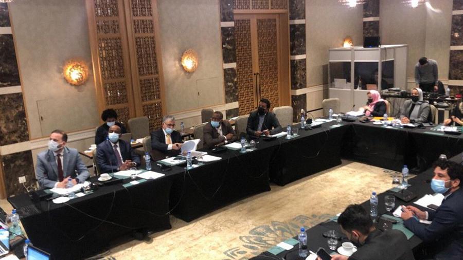 البعثة الأممية تؤكد تسيير اجتماع اللجنة القانونية من 7 إلى 9 أبريل