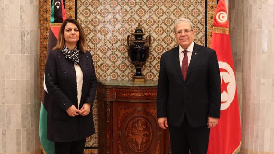 تونس تؤكد الإعداد للجنة المشتركة التونسية – الليبية