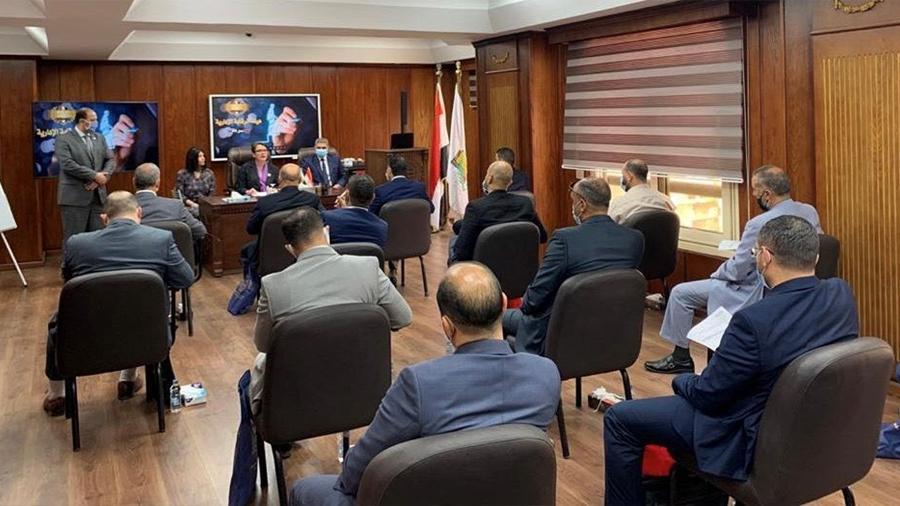 19 ليبيا يتلقون تدريبا على مكافحة الفساد وغسيل الأموال