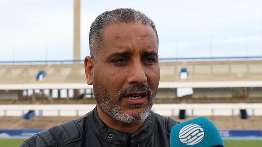 العجمي: نحن في انتظار شركة متخصصة لصيانة إنارة ملعب طرابلس الدولي