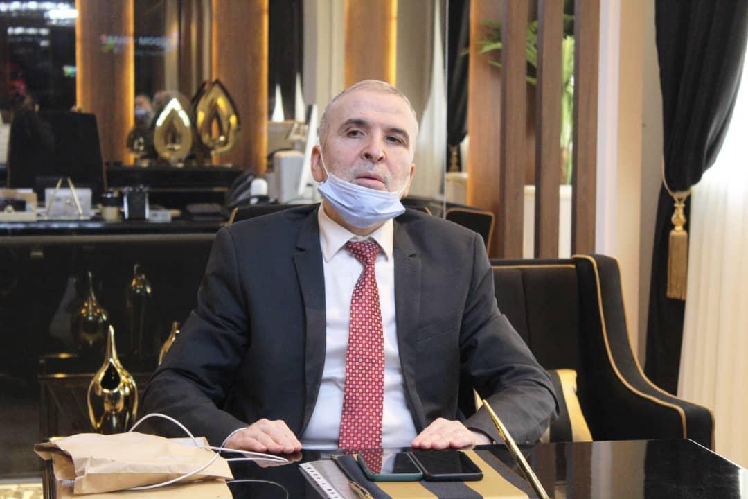 صنع الله يبحث الأثار المترتبة على وقف إنتاج شركة الخليج