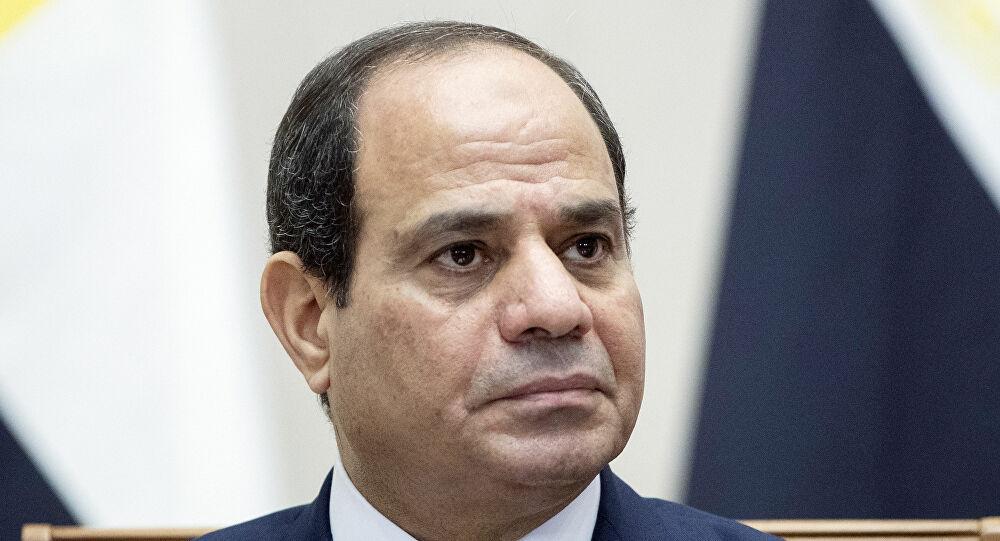 السيسي يأمر بإرسال طائرة عسكرية إلى ليبيا... فيديو