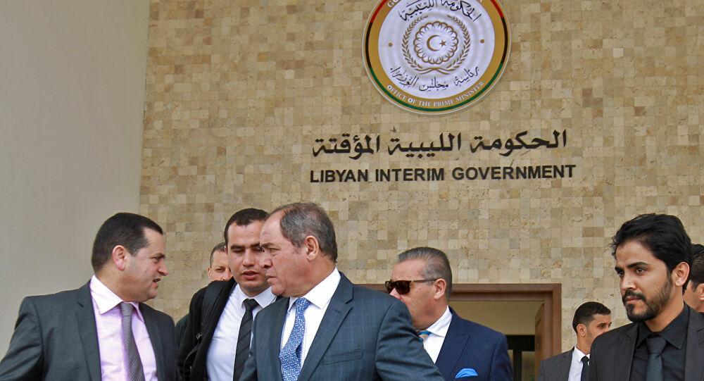 وزير الخارجية الجزائري يبحث مع نظيره الليبي مسار السلم والمصالحة في ليبيا