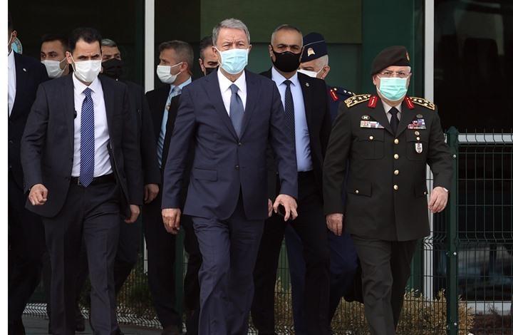 """وفد أمني تركي يصل طرابلس في """"زيارة مفاجئة"""""""