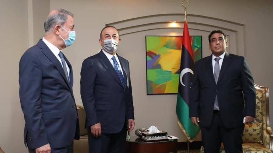 تركيا تجدد دعمها لحكومة الوحدة والرئاسي يشيد بدورها