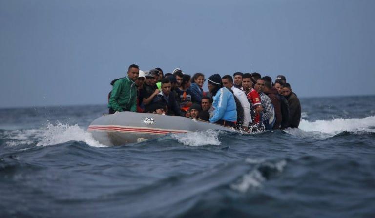 إيطاليا تمنع اعتراض زورق ليبي لقوارب صيد في المياه الدولية