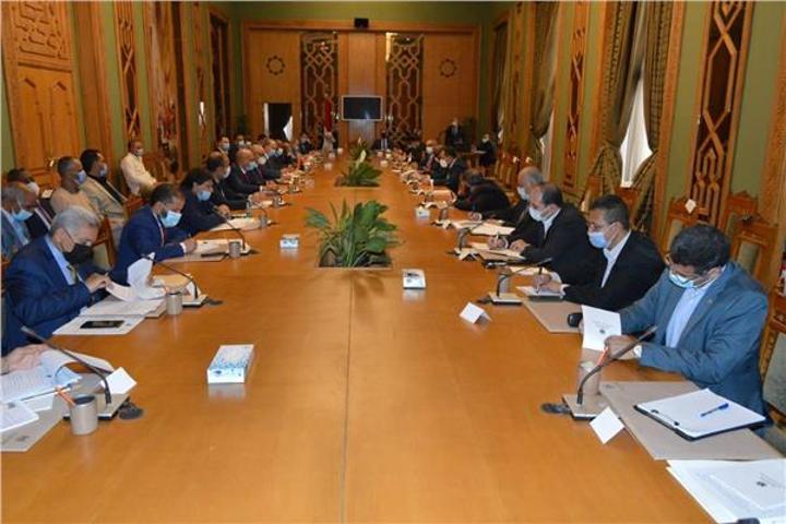 """انطلاق اجتماعات اللجنة القنصلية """"المصرية- الليبية"""" بالقاهرة"""