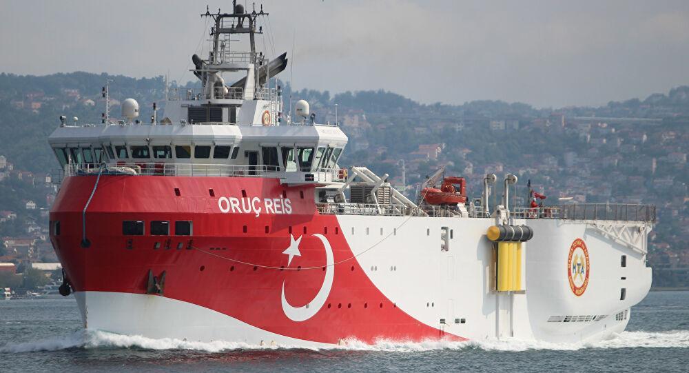 تركيا تعلن مواصلة أنشطتها في شرق المتوسط وتؤكد على التنسيق مع ليبيا